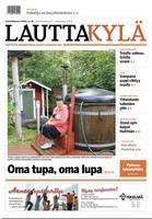 Lauttakylä_lehti
