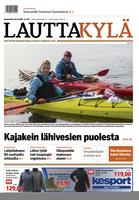 Lauttakylä-lehti