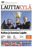 Lauutakylä-lehti